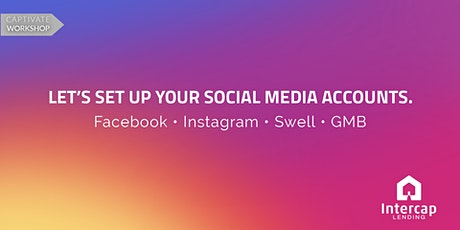 WORKSHOP- Set up your Business Social Media Accounts tickets