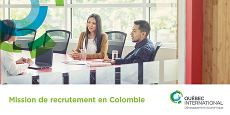 Mission de recrutement en Colombie entradas