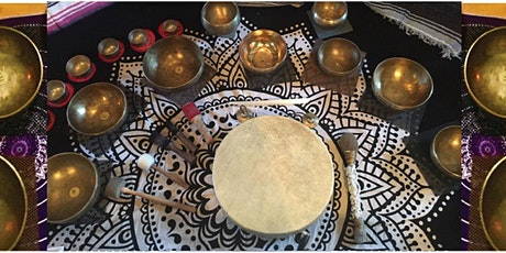 New Moon Healing Drum & Tibetan Singing Bowl Sound Bath & Meditation tickets