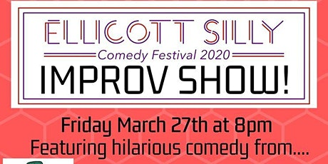 Ellicott Silly Comedy Festival - DC / Baltimore  Improv Showcase tickets
