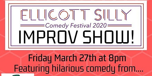 Ellicott Silly Comedy Festival - DC / Baltimore  Improv Showcase