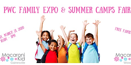 3rd Annual PWC Family Expo & Summer Camps Fair tickets