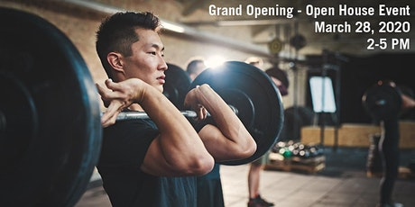 Grand Opening - Open House tickets