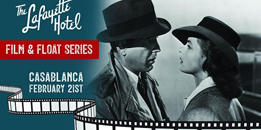 Film & Float: Casablanca