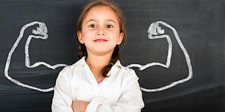 Kidpower: Keeping Kids Safe (6 – 11 years) Parent/Child Workshop tickets
