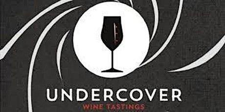 Undercover Wine tickets