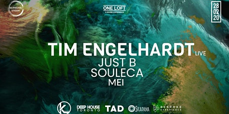 Euphonic Nights w/ Tim Engelhardt, juSt b & more tickets