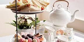 High Tea Benefit for the Road to Your Best Life College Tour