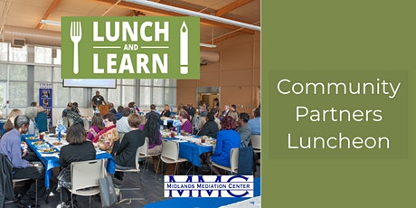 Lunch and Learn:  Community Partners Luncheon Lexington tickets