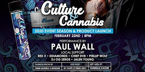 Culture & Cannabis 2020 Season Opener ft Paul Wall