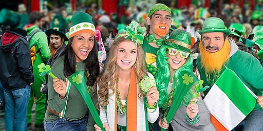 SPEED DATING/SINGLES AFTER PARTY AGES 45 to 59 ST. PATRICKS DAY WEEKEND