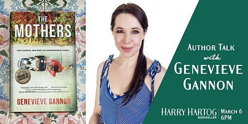 Author Talk with Genevieve Gannon