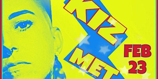 KizMet, Jeremy Romance, Mana, Teach, The Odd One