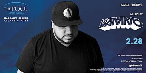 DJ Ammo | Aqua Fridays at The Pool After Dark FREE Guestlist