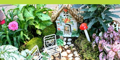 Fairy Garden Children's Workshop