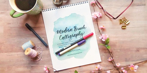 Introduction to Modern Brush Calligraphy