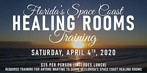 Florida's Space Coast Healing Rooms Training