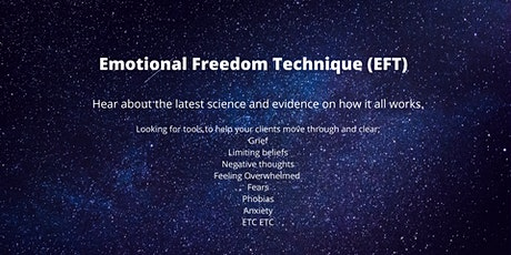 PRACTITIONERS EFT  including the science behind it! tickets