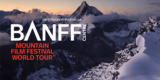 Banff Mountain Film Festival World Tour in Davis - Night 1 - Tues 4/7/20