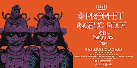 Future Pixels Ft. Angelic Root, Prophet, Zen Selekta, Phist @ SERJ 3/12 tickets