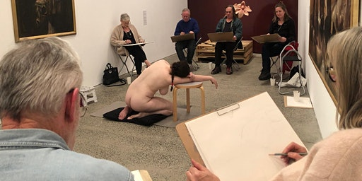 WORKSHOP: LIFE DRAWING & PAINTING