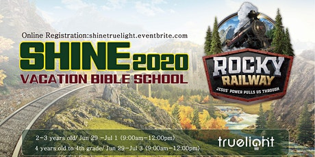 SHINE 2020 (True Light Church VBS) tickets