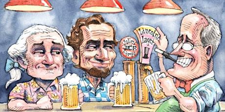 Presidential Beer Flights (Beer + Ice Cream!) tickets