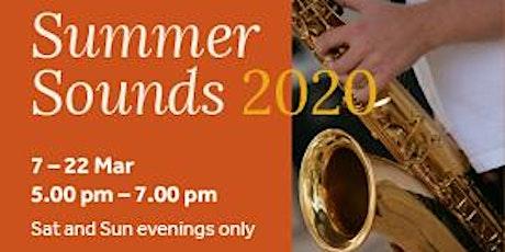 Summer Sounds 2020 - The Liam Budge Jazz Quartet tickets