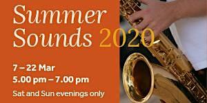 Summer Sounds 2020 - The Liam Budge Jazz Quartet