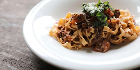 Handmade Pappardelle Pasta - Cooking Class by Golden Apron™ tickets