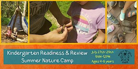 Kindergarten Readiness & Review tickets