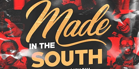 Made In The South Vol. 3 All Black Edition tickets