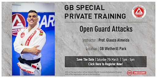 GB Special Private Training at GB Wetherill Park