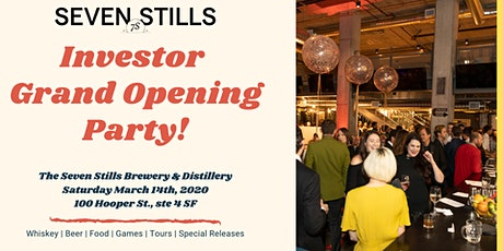Investor Grand Opening Party! tickets