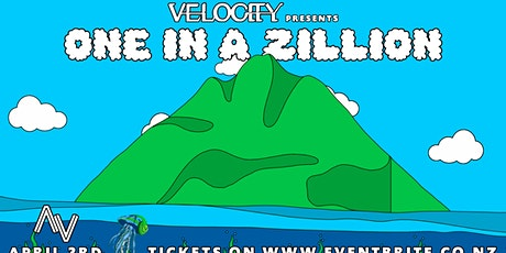 Velocity Presents: One in a Zillion tickets