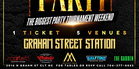 THE MAIN EVENT AT GRAHAM STATION TOURNAMENT  EDITION tickets
