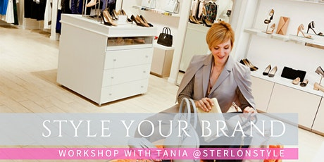 Style Your Brand: How to create a style that will stand out tickets