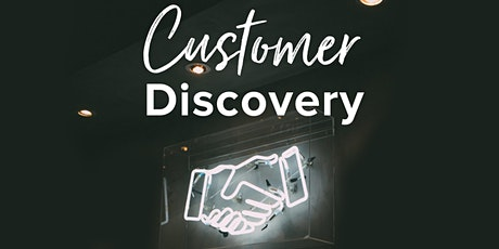 Customer Discovery Workshop tickets