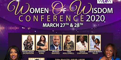 W.O.W. - Women of Wisdom Conference 2020