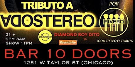Soda Stereo Tributo  tickets