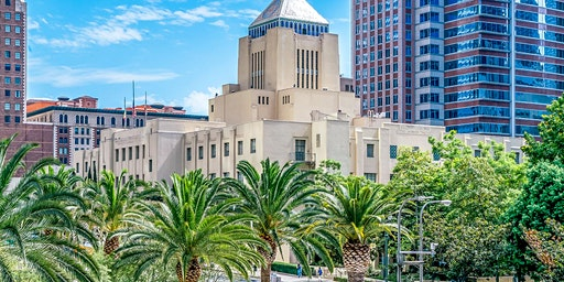 The Scene of the Crime: A Visit to the Los Angeles Central Library