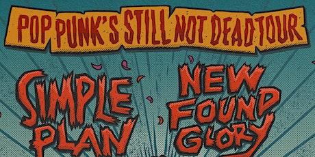 Simple Plan / New Found Glory - Pop Punk's Still Not Dead Tour tickets