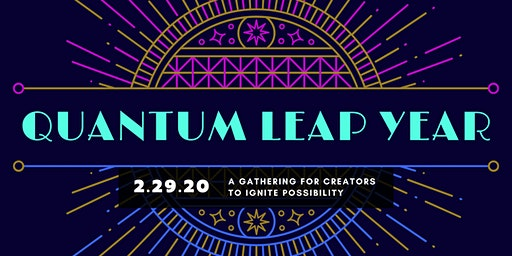 Quantum Leap Year: Personal Growth Party