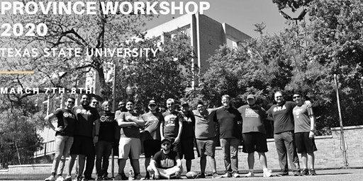Phi Mu Alpha Sinfonia: Province Workshop 2020