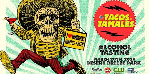 Tacos and Tamales Beverage Tasting