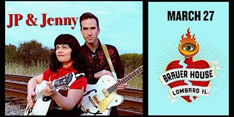 Rockabilly night with JP & Jenny tickets