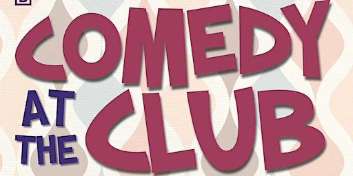 Comedy at the Club (Stewarton)