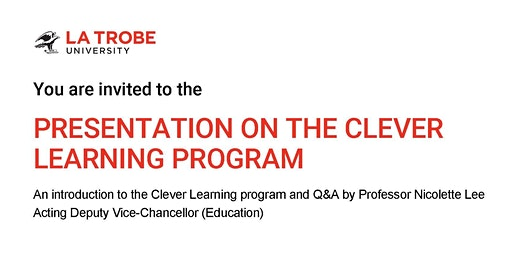 PRESENTATION ON THE CLEVER LEARNING PROGRAM