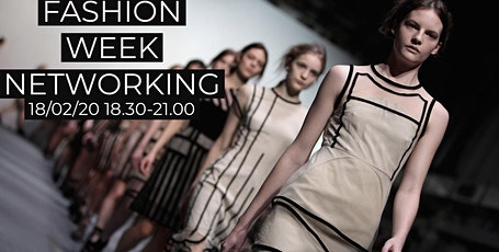 Fashion Week Networking tickets