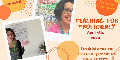 Teaching for Proficiency Houston tickets